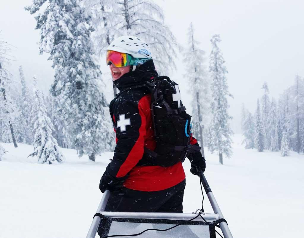 Mt. Spokane Ski Patrol